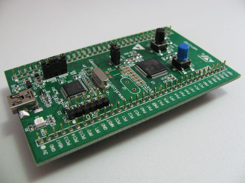 STM32F0-Discovery Board