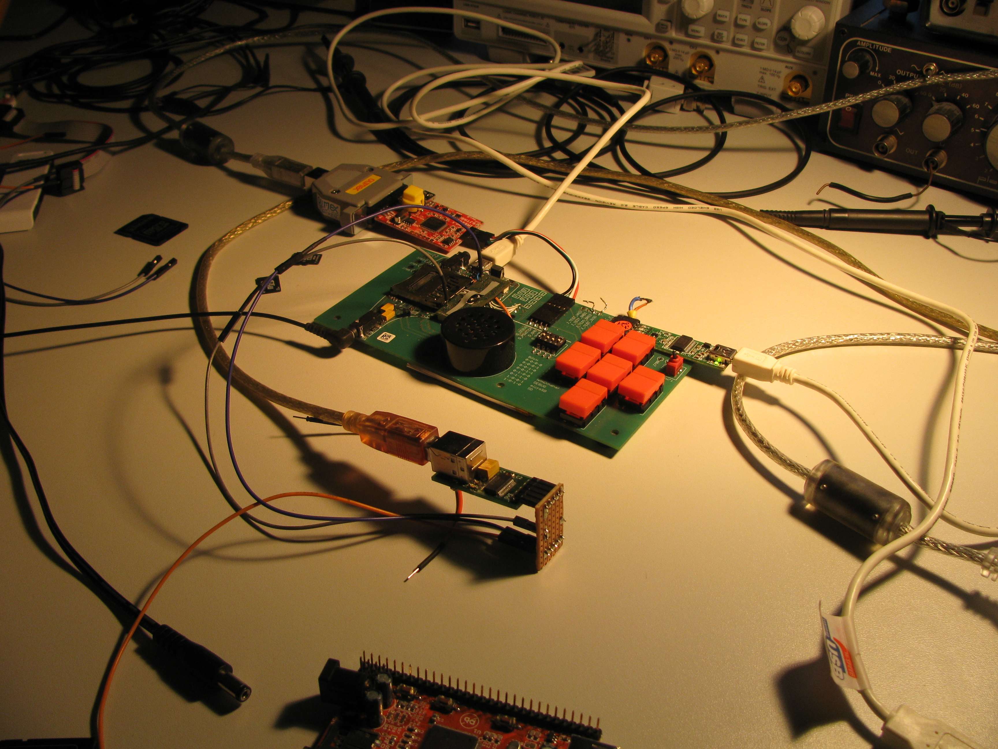 Porting Linux to a new board — Christian's Blog