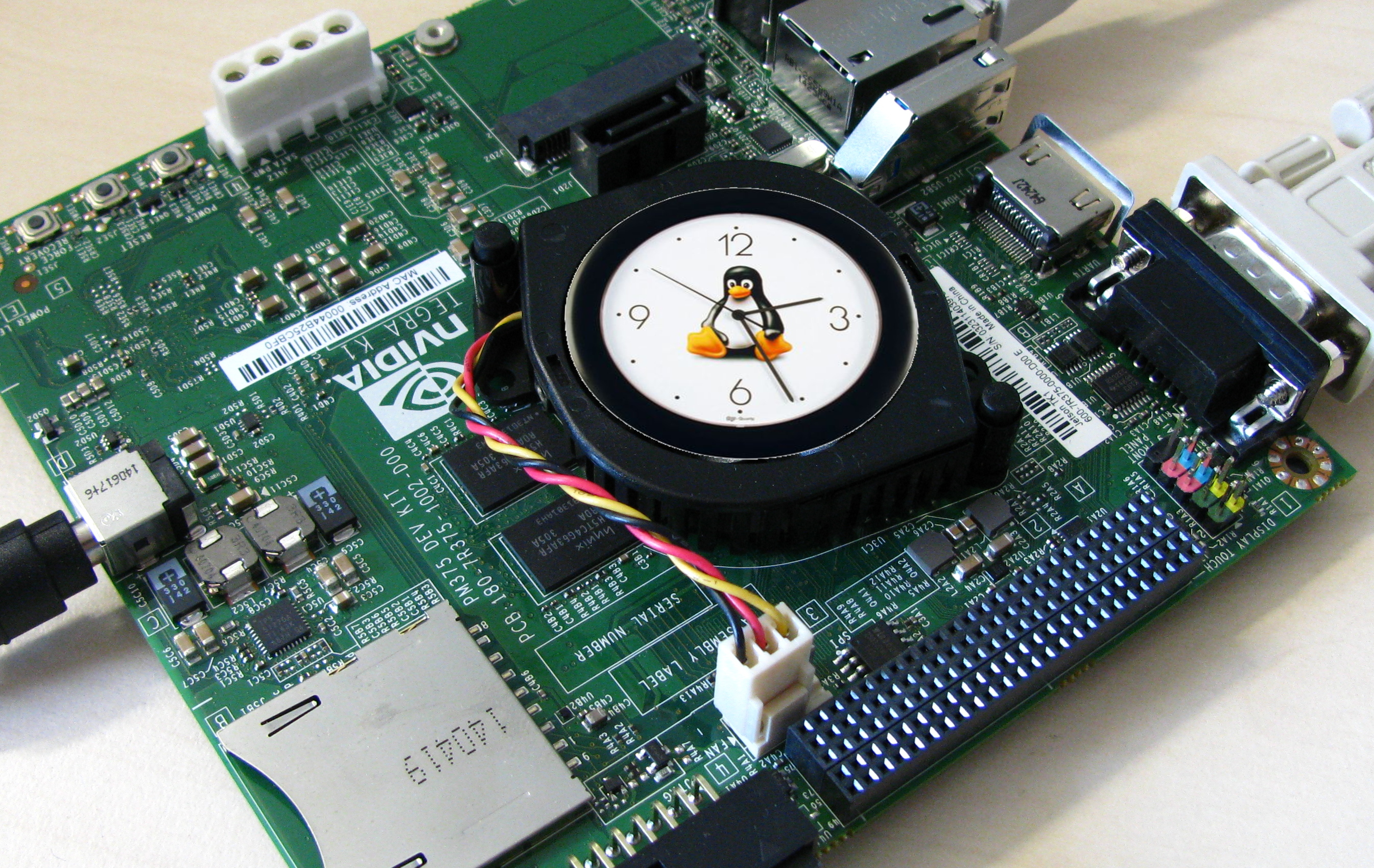 Building a real-time kernel for the Nvidia Jetson TK1 — Christian's Blog